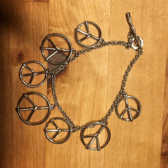 Dean Harris Peace Bracelet